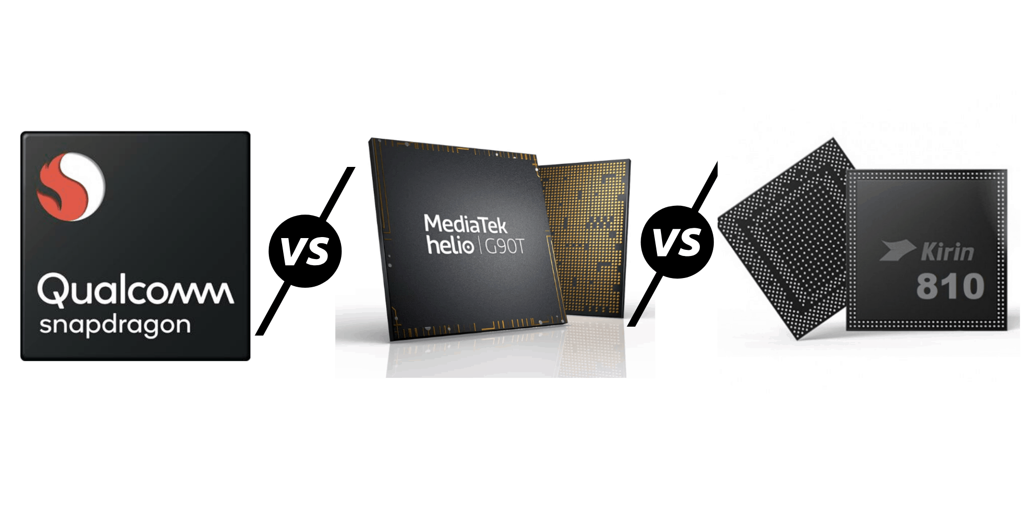 Qualcomm Snapdragon 845 vs Snapdragon 730 vs MediaTek Helio G90T vs HiSilicon Kirin 810 – How does last years flagship compare to this years upper mid-range chipsets?