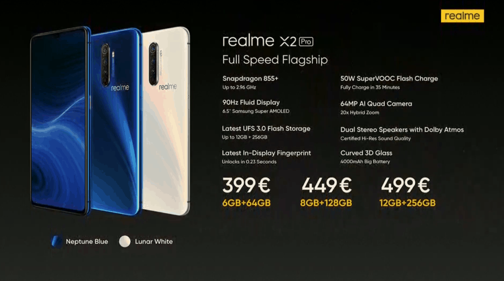 Realme X2 Pro vs OnePlus 7T vs Xiaomi Mi 9T Pro - Which is the best affordable flagship phone? 1