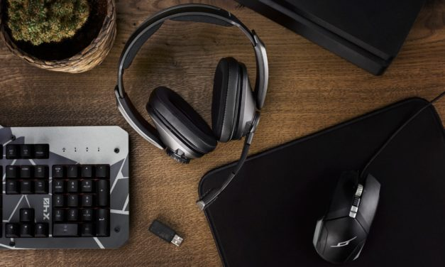 Sennheiser GSP 370 Wireless Gaming Headset Review – Low latency headphone with a 100-hour battery