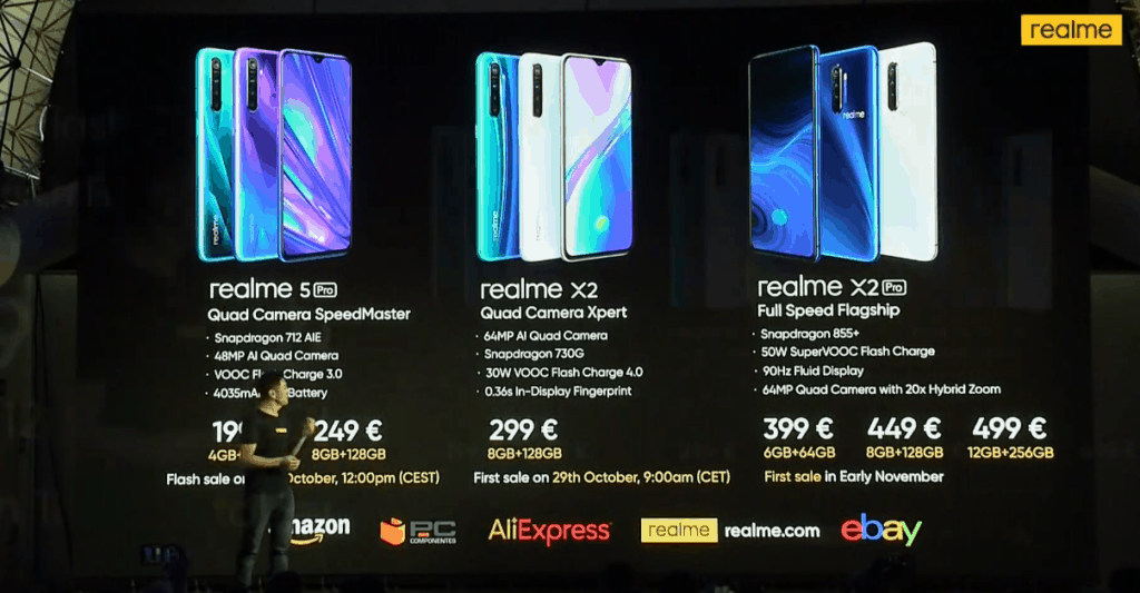 Realme will be first to launch a phone with Qualcomm's 5G integrated chipset 2