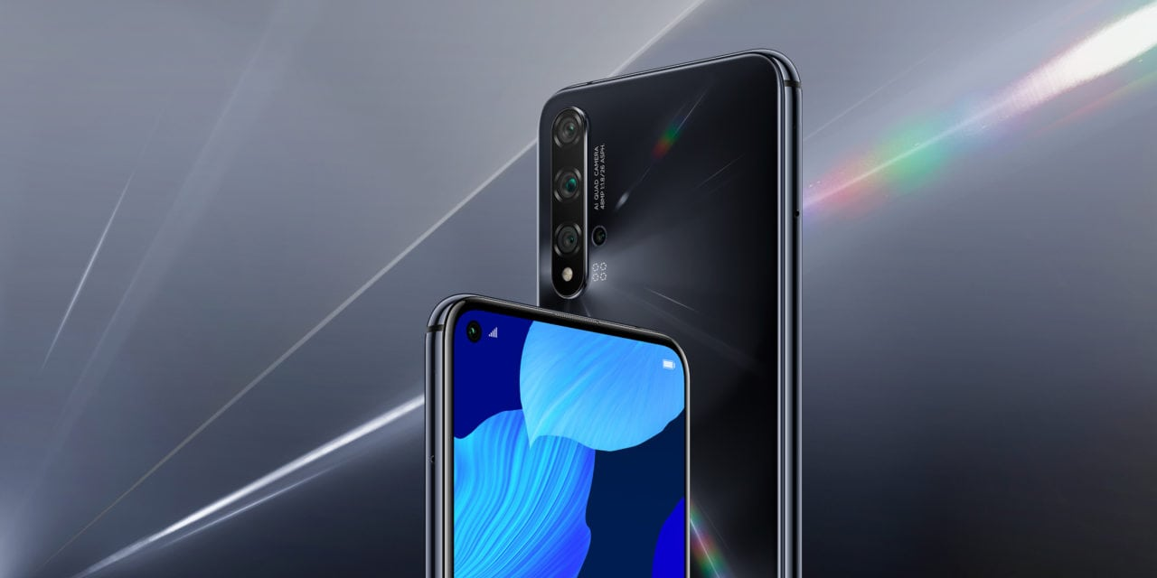 Huawei Nova 5T comes to the UK in November offering near-flagship specs at an affordable price AND with Google Apps