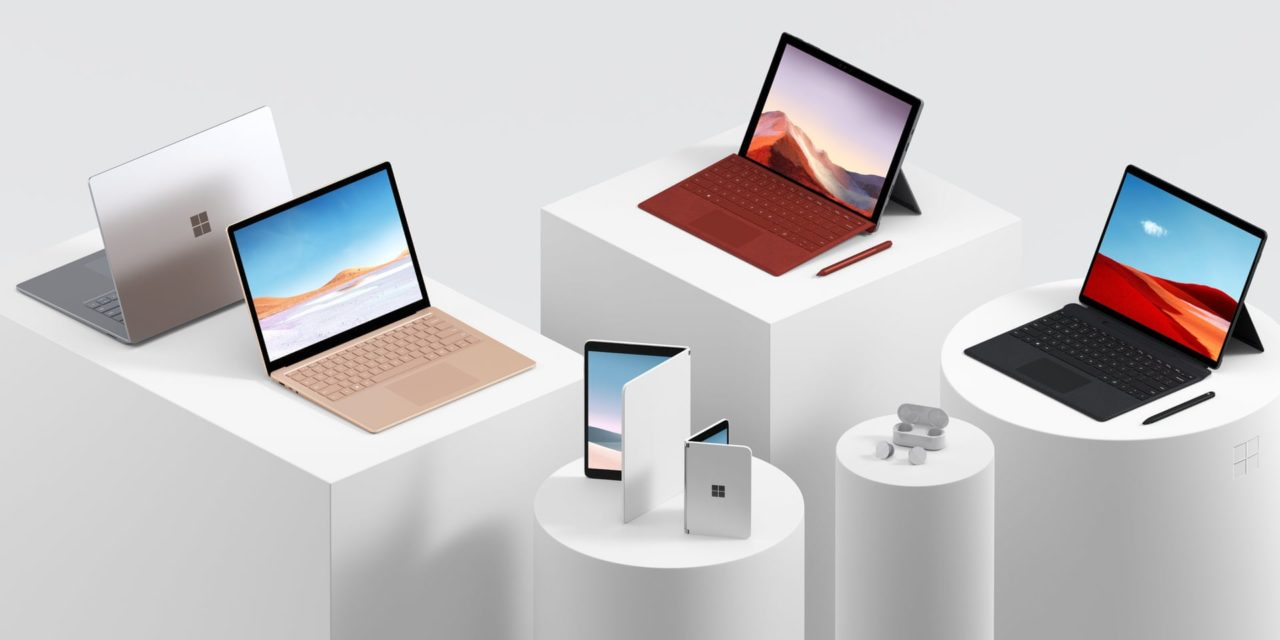 Microsoft jumps on the foldable bandwagon with impressive Surface Neo tablet, and Surface Duo phone
