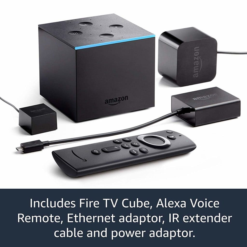 Amazon Fire TV Cube 2019 Review – Still one of the best streaming devices on the market, but less impressive than last year. 2
