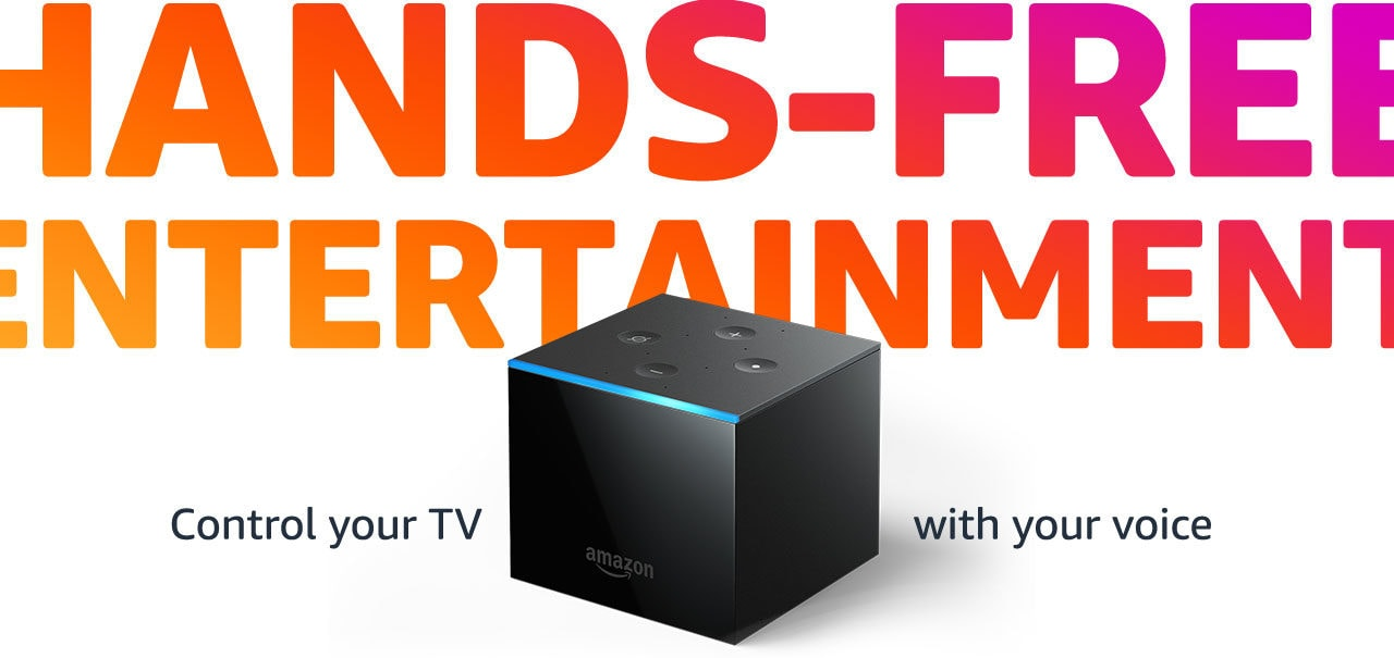 Amazon Fire TV Cube and the Ring doorbell notifications