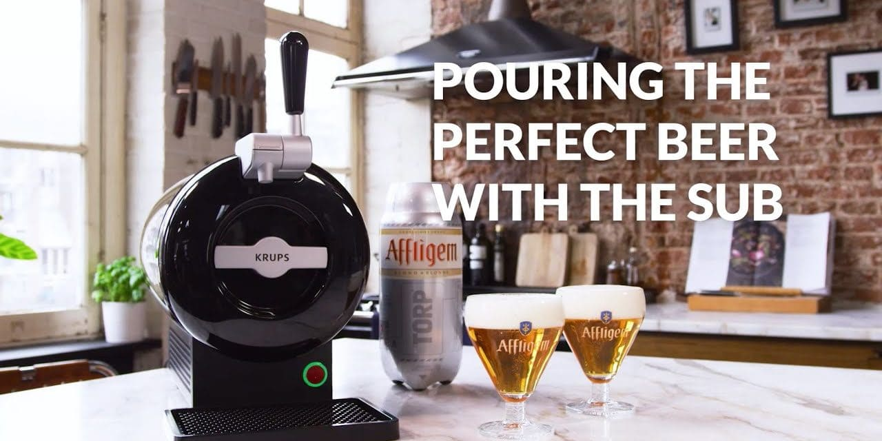 Beerwulf The SUB Compact Review – Enjoy premium draught beer at home at the perfect temperature