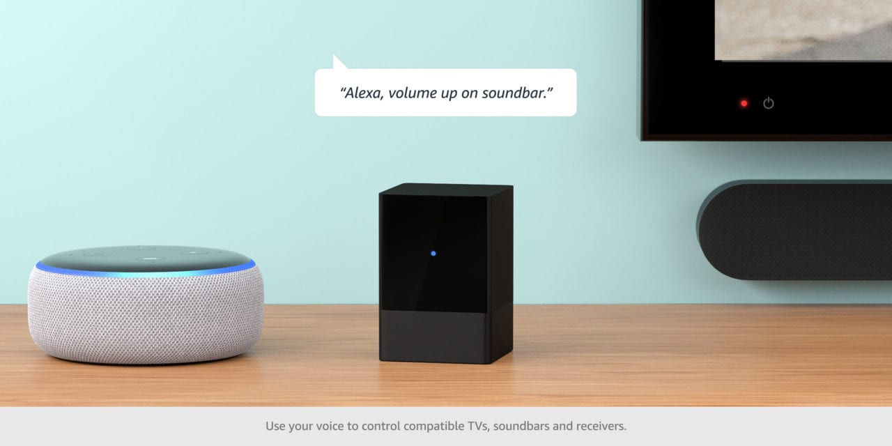 Amazon launch Fire TV Blaster – Fire TV Cube functionality for older devices