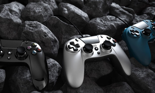 Gioteck VX-4 Wireless PS4 Controller Review – An affordable alternative to the official PS4 controller