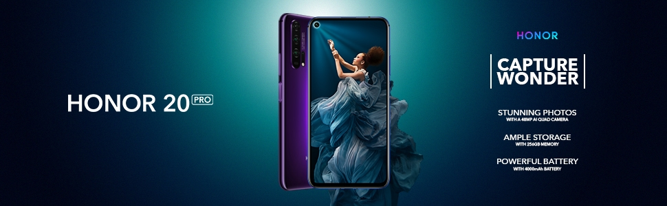 Black Friday Amazon – Honor & Huawei Deals – Honor 20 Pro £399.99 – Mate 20 Pro £415