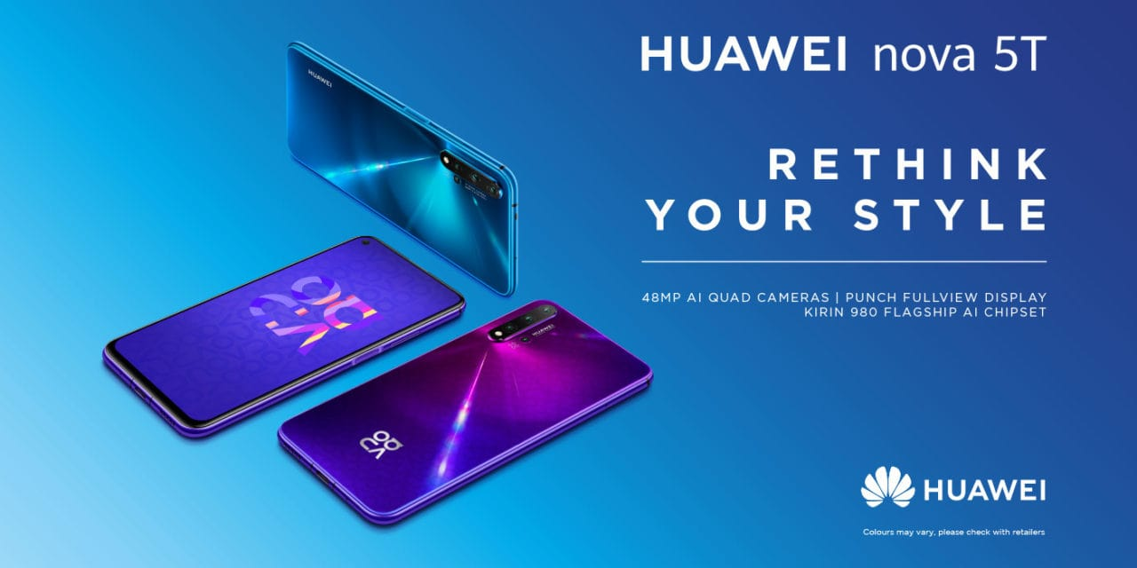 Huawei Nova 5T Review – Flagship specs at an affordable price with a strong sense of déjà vu