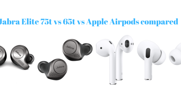 Jabra Elite 75t vs 65t vs Apple Airpods compared – Which is the best buy this Black Friday?