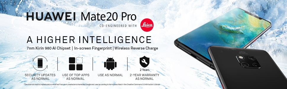 Black Friday Amazon - Honor & Huawei Deals - Honor 20 Pro £399.99 - Mate 20 Pro £415 6