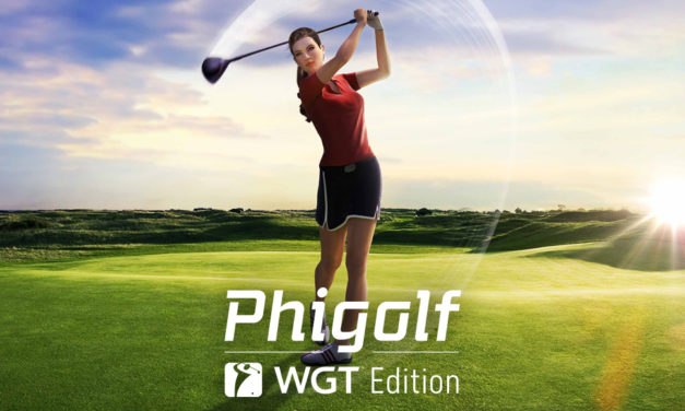 PhiGolf World Golf Tour (WGT) Edition 2019 Mobile and Home Smart Golf Game Simulator Review