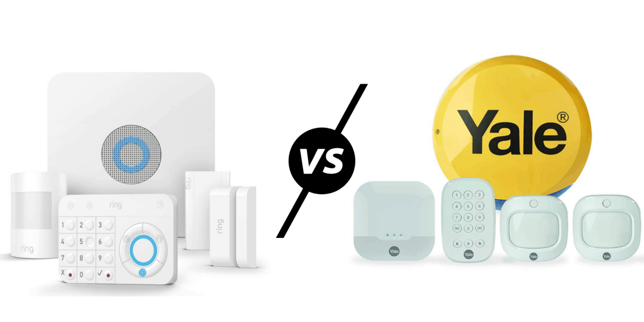 Ring Smart Alarm vs Yale Sync Smart Home Alarm vs Somfy Home Alarm vs Simplisafe vs Netatmo – Which is the Best Smart Alarm in the UK