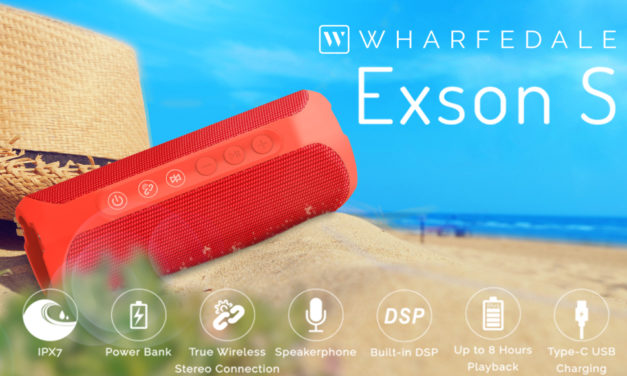 Wharfedale Exson S Review – A premium & versatile portable speaker in a crowded marketplace.