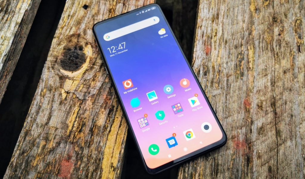 Xiaomi Mi Mix 3 5G Review – Testing 5G in Manchester with (predictably) disappointing results 1