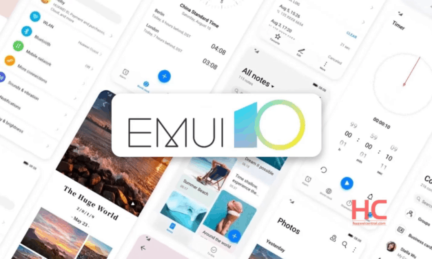 EMUI 10 with Android 10 coming to Huawei P30 Pro, Mate 20 Pro & Honor 20-series this month
