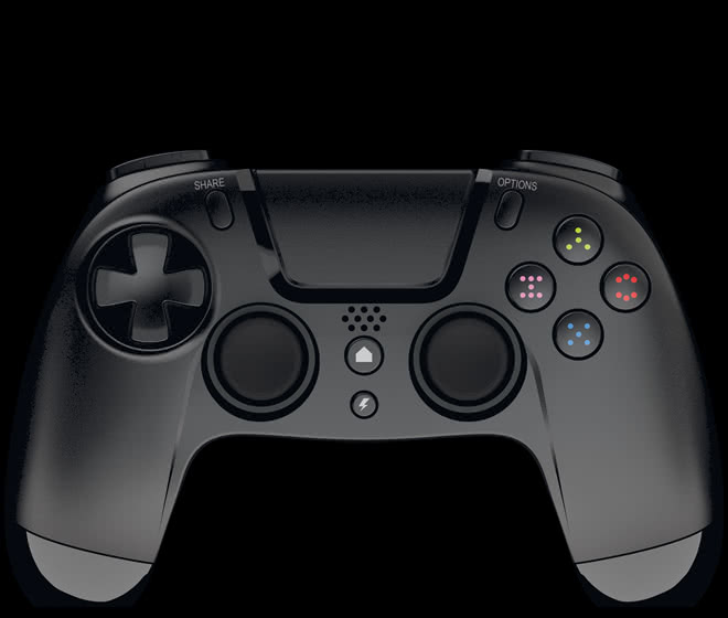 Gioteck VX-4 Wireless PS4 Controller Review - An affordable alternative to the official PS4 controller 2
