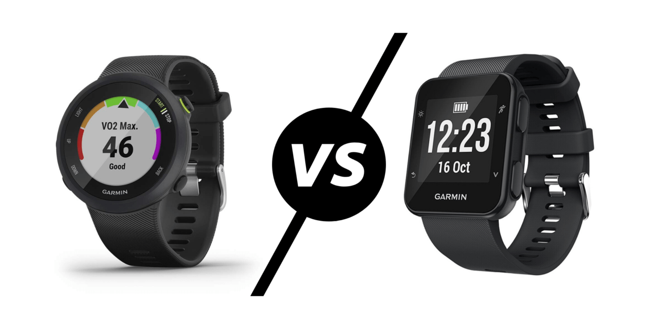 Garmin Forerunner 45 vs Forerunner 35 – Is the 45 worth £25 more this Cyber Monday