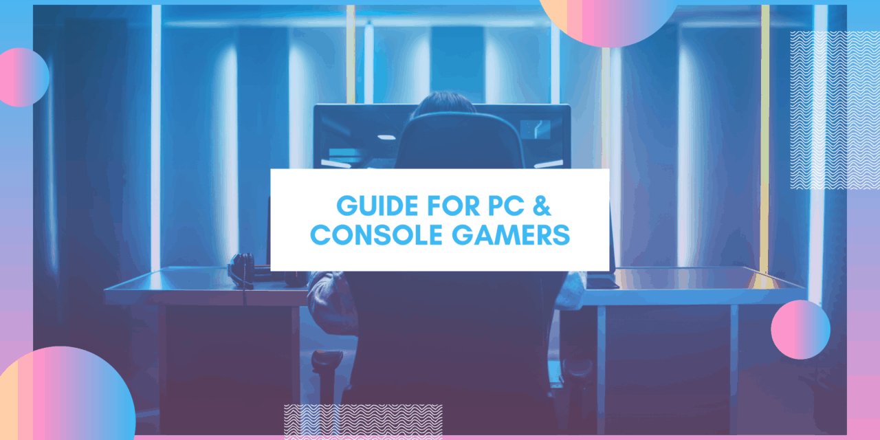 Christmas Gift Guide for PC & Console Gamers
