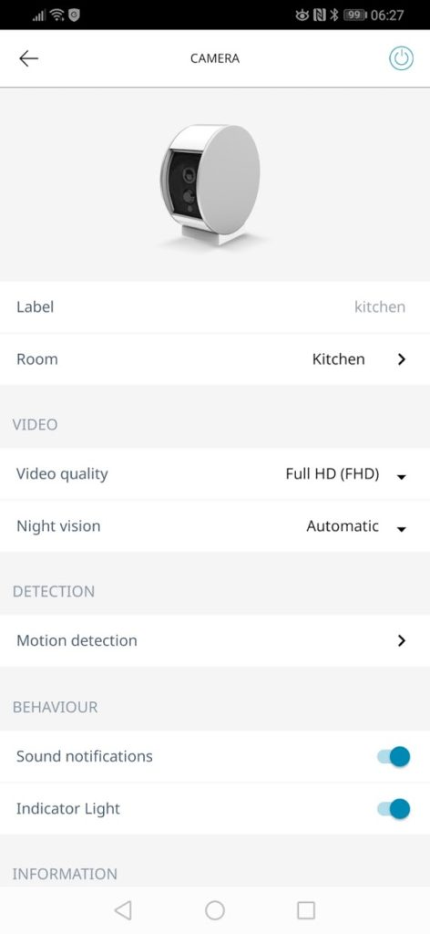 Somfy Indoor Camera Review – A privacy focussed indoor camera 2