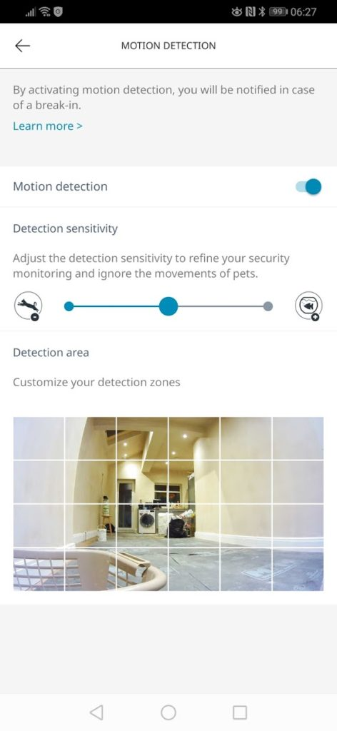 Somfy Indoor Camera Review – A privacy focussed indoor camera 8