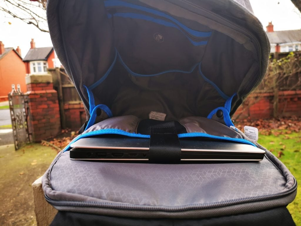 Targus CityLite Security Backpack Review 5