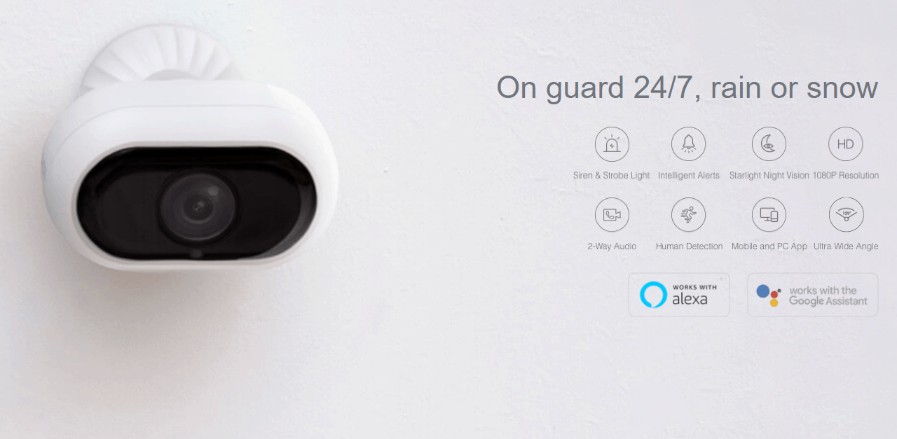 blurams Outdoor Pro Review – An affordable outdoor camera with facial recognition