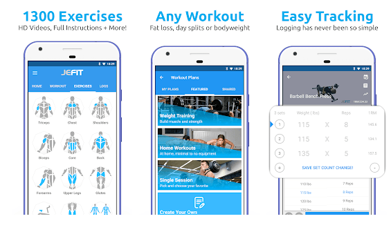 Top Fitness Apps For 2020 3