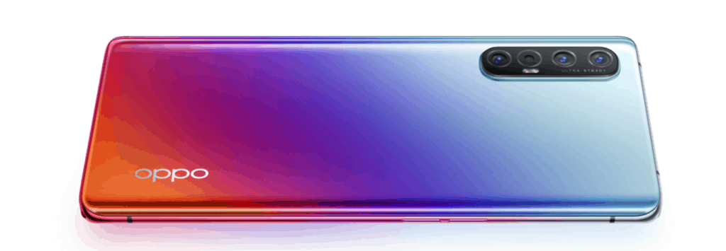 OPPO Reno3 to feature the new MediaTek Dimensity 1000L chipset - Pro with Snapdragon 765G 1