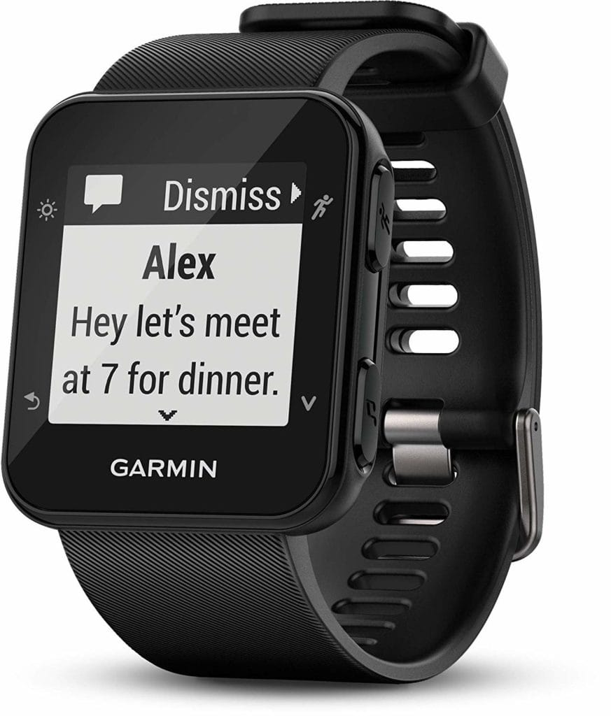 Garmin Forerunner 45 vs Forerunner 35 - Is the 45 worth £25 more this Cyber Monday 1