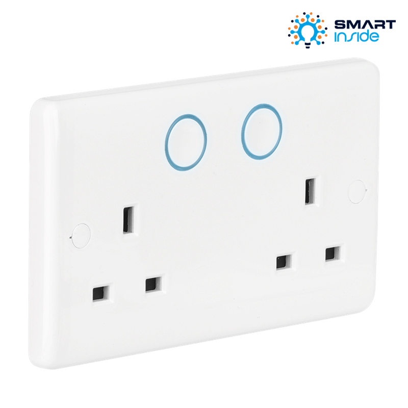 The best smart plug sockets for the UK in 2020 – Smart double sockets to retrofit existing plugs 3