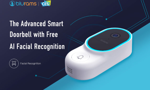 Blurams Launches Advanced Smart Doorbell with Free AI Facial Recognition for just $89.99.