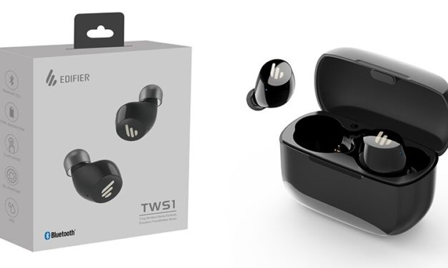 Edifier TWS1 True Wireless Earbuds review