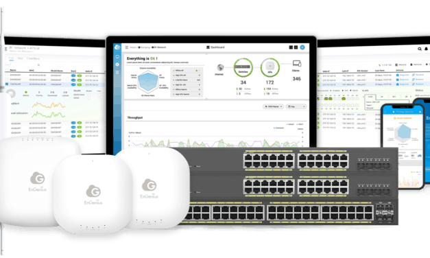Engenius Cloud Review with ECS1008P POE Switch & ECW120 Access Point– Cloud-managed hardware with no subscription costs or cloud key