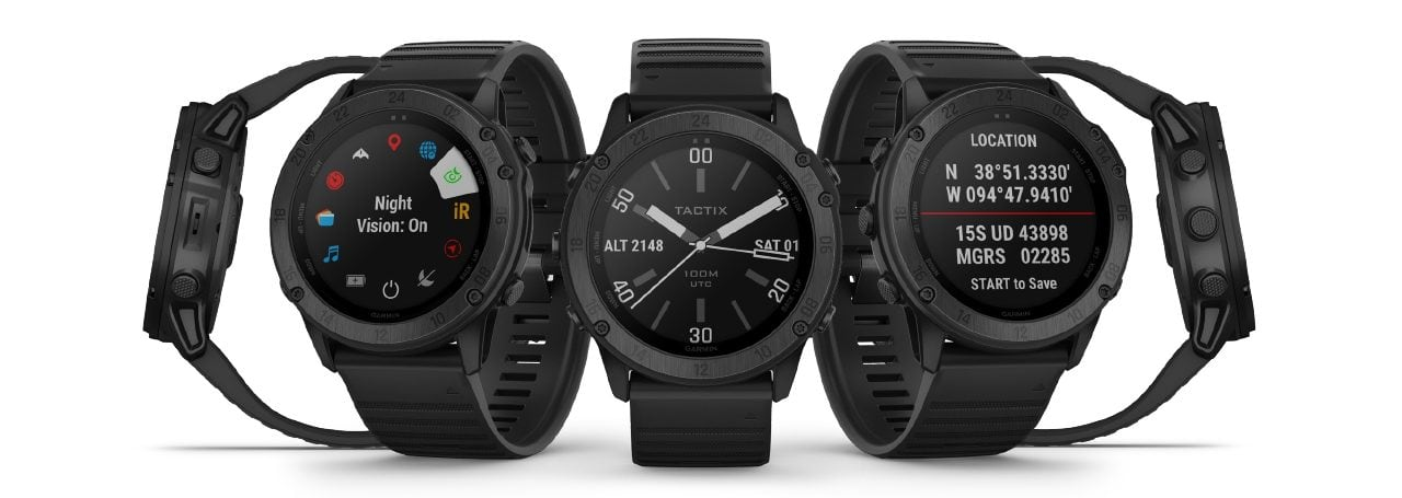 Garmin tactix Delta vs Fenix 6 – The Fenix goes tactical for $899.99