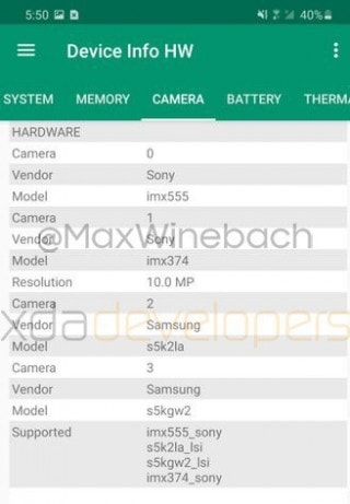 Samsung Galaxy S20 Ultra 5G has a Bonkers Specification – S20 Series Geekbench, Live Images and more 1