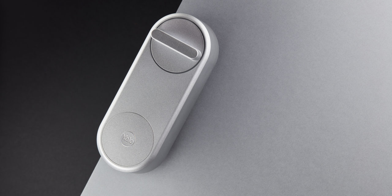 CES: Yale Linus Smart Lock Announced Allowing you to use your existing keys similar to Nuki Smart Lock