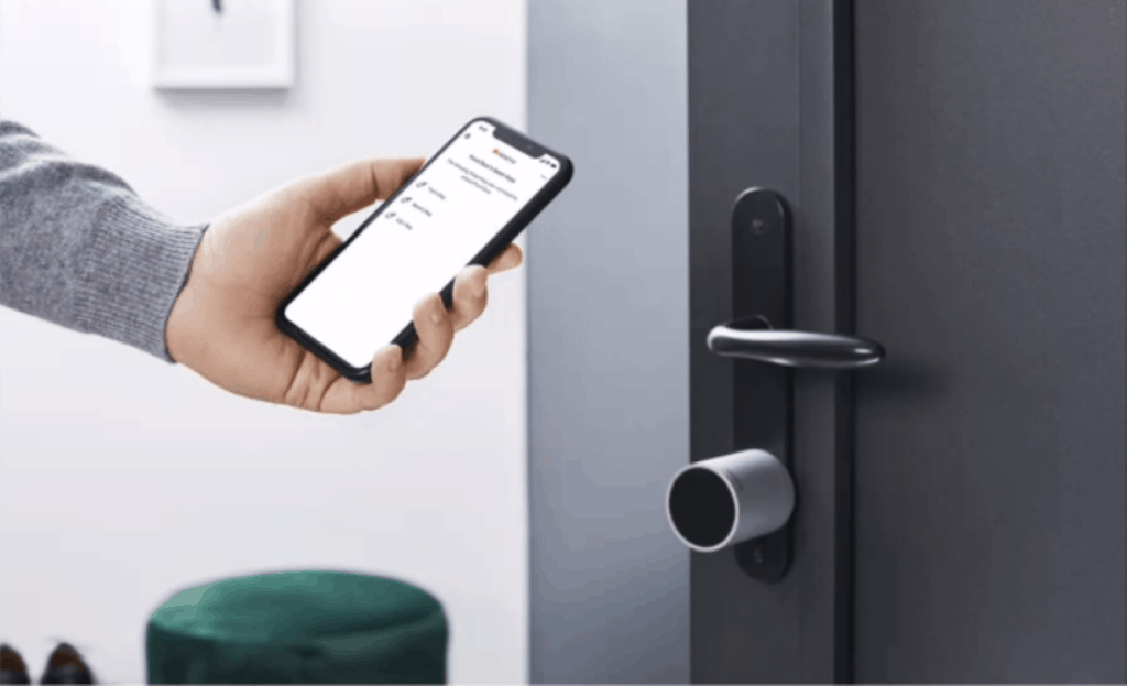 Netatmo Smart Lock and Keys