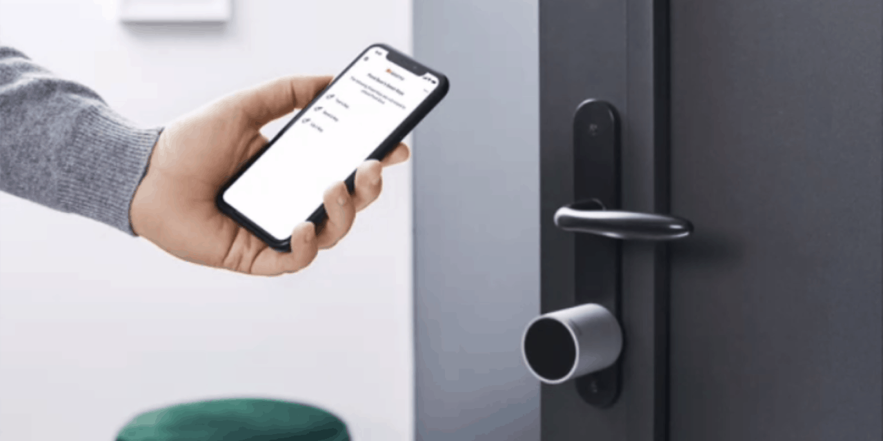 CES: Netatmo Smart Door Lock and Keys Announced – Euro-cylinder smart lock with 2-year battery life