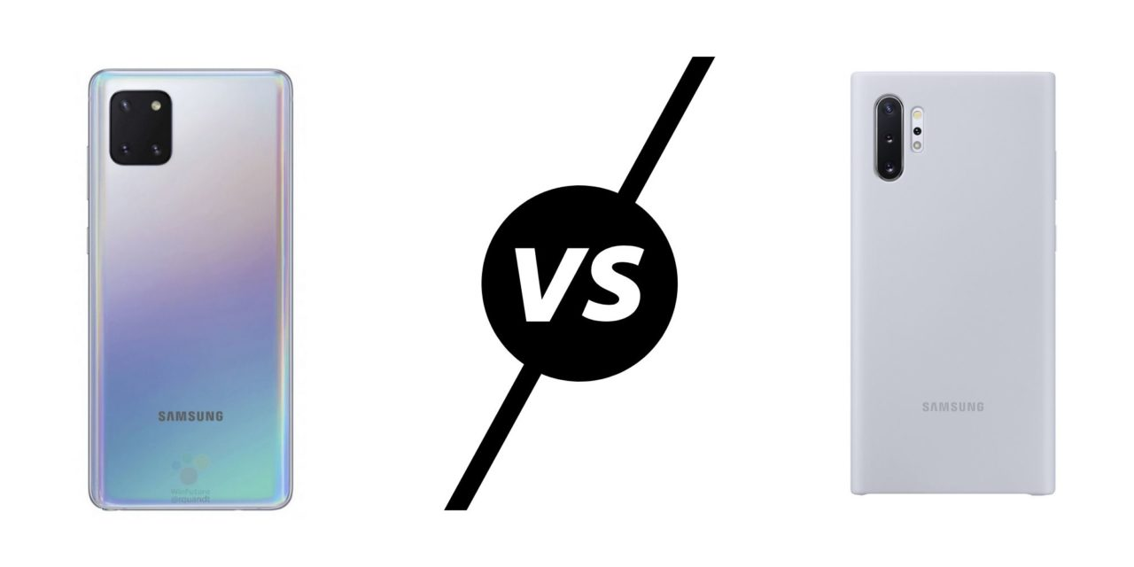 Samsung Galaxy Note 10 Lite vs Galaxy Note 10, Note 10+, & Note 9 – What is different?