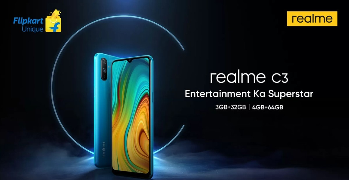 Realme C3 will be first phone to feature MediaTek Helio G70 budget gaming chipset and a significant upgrade vs Realme C2