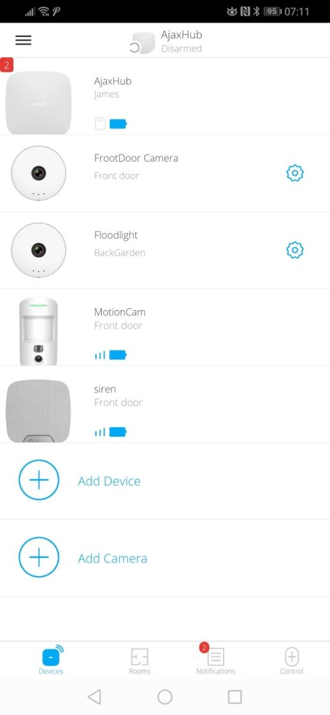 Ajax Smart Home Alarm Review – An impressive smart home alarm that competes with Yale & Ring plus monitored solutions from SimpliSafe & ADT 6