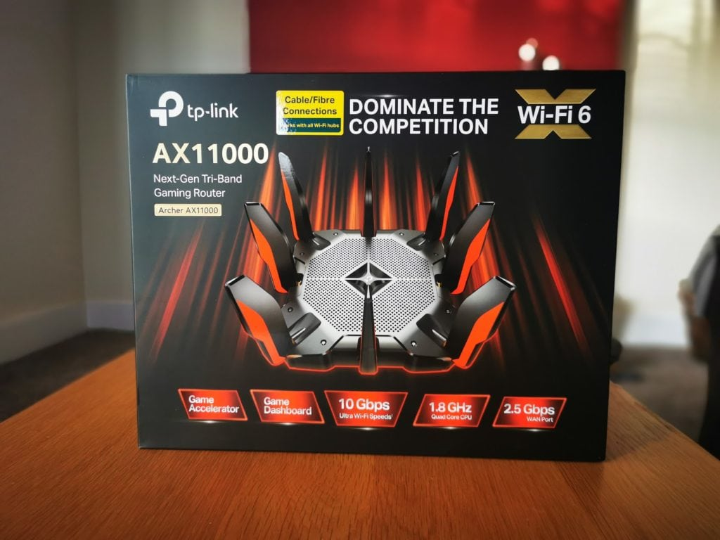 TP-Link Archer AX11000 Tri-Band Wi-Fi 6 Gaming Router Review – Finally achieving multi-gig Wi-Fi 2