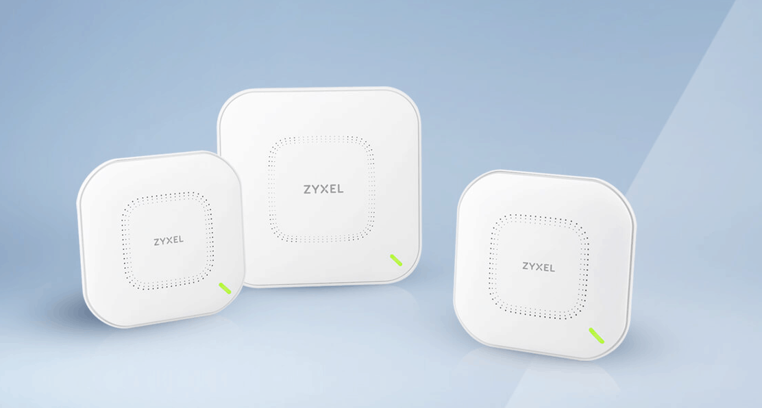 Zyxel Nebula gets new WiFi 6 (802.11ax) Access Points with WPA3, a 10G aggregation switch and a brand new next-gen UI