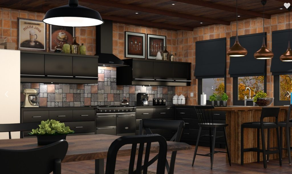 The 6 best Virtual 3D room designing applications for planning your new kitchen or building extension 2