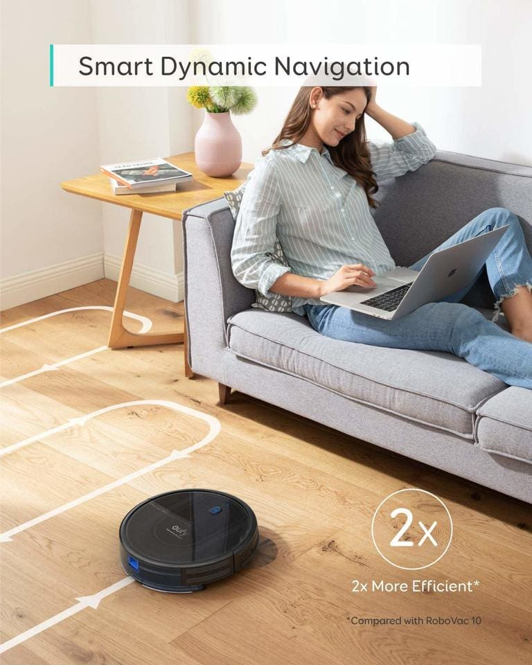 Anker eufy RoboVac G10 Review – A 2-in-1 robotic vacuum & mop with scheduling and smart dynamic navigation 6