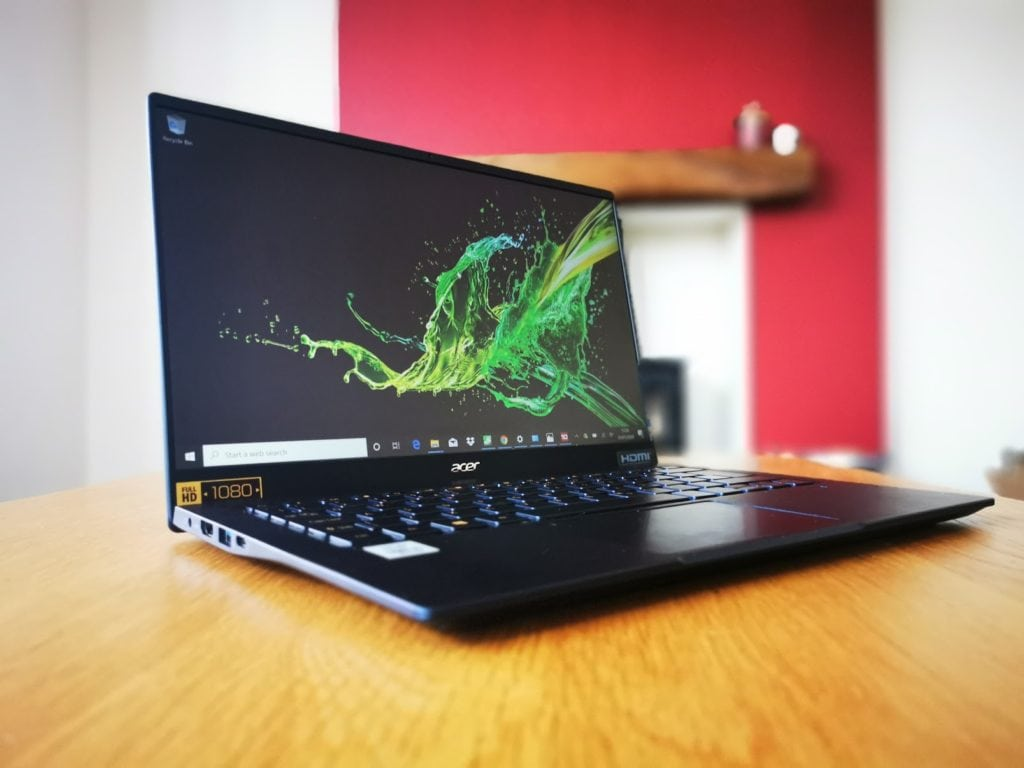 Acer Swift 5 Review (2020)  – A Dell XPS 13 alternative that is lighter & cheaper with the Intel Core i5-1035G1 4