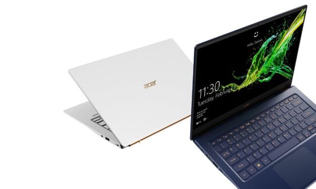 Acer Swift 5 Review (2020) – A Dell XPS 13 alternative that is lighter & cheaper with the Intel Core i5-1035G1