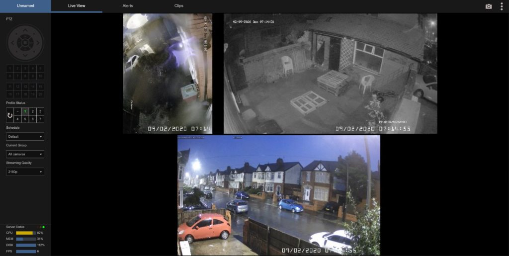 H.View Colour Night Vision Outdoor POE IP Camera Review 3