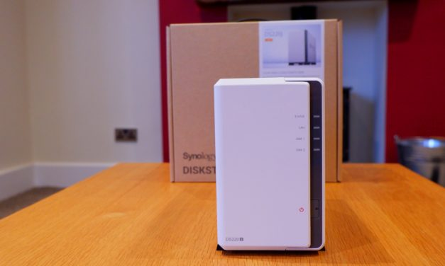 Synology DS220j 2 Bay NAS Review – More affordable than the DS218play & better than the DS218j